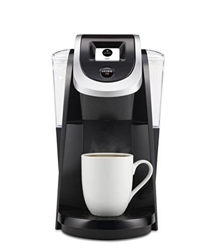 Review of Keurig K200