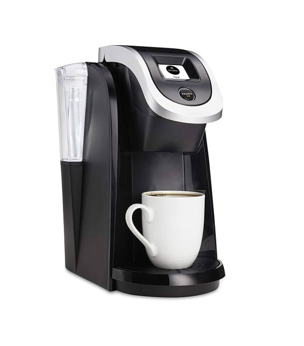 Keurig K200 side view