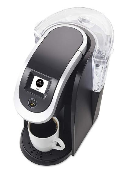 Keurig K200 top view