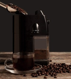 an inexpensive burr-grinder yet durable