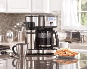 a powerful coffee-making machine