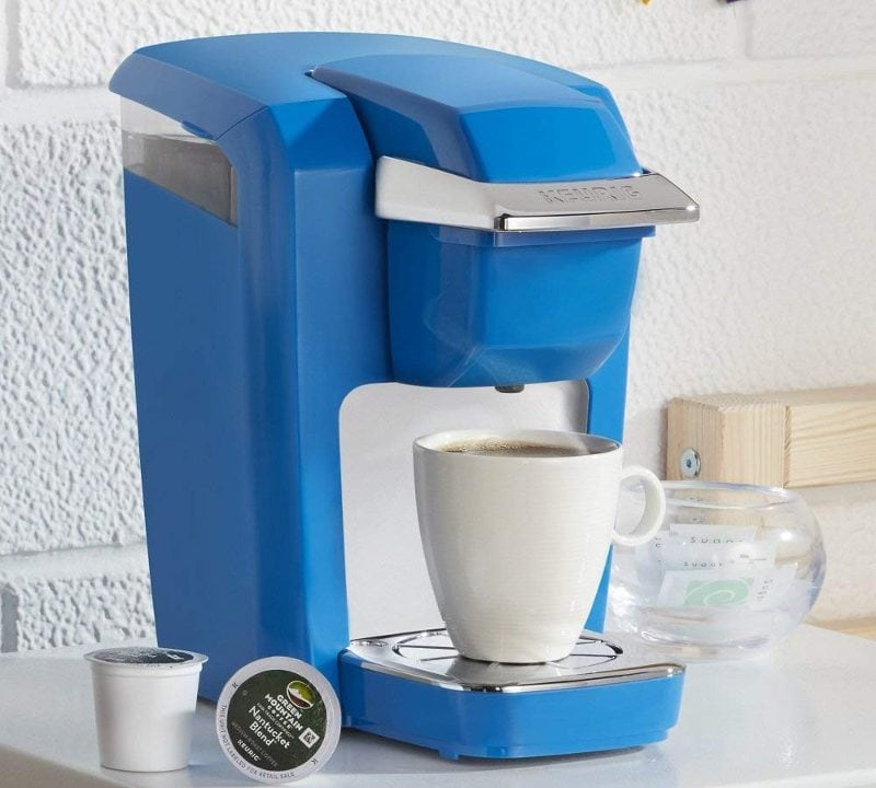 color blue keurig k15