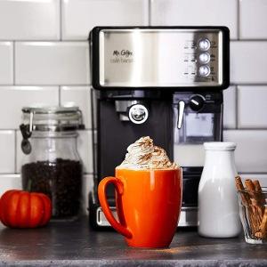 a good-looking espresso maker