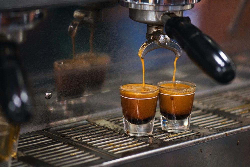 delicious shots of espresso