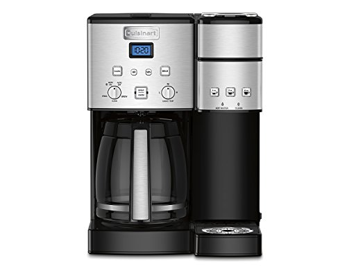Cuisinart SS-15 Coffee Maker and Single-Serve