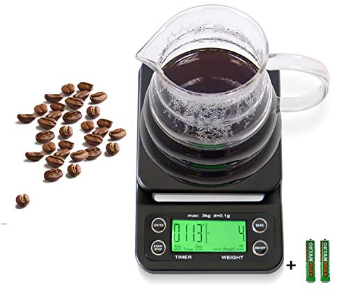 HuiSmart Coffee Scale with Timer