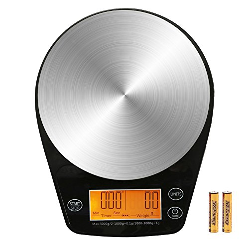 ERAVSOW Digital Hand Drip Coffee Scale