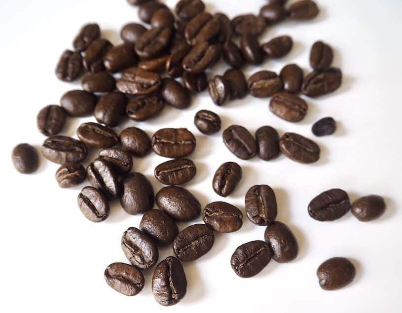 Arabica coffee bean variety