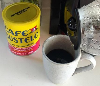 Cafe bustelo result