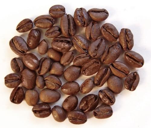 Excelsa beans