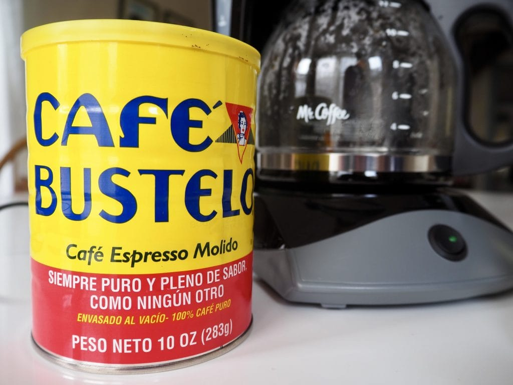 How to make Café Bustelo