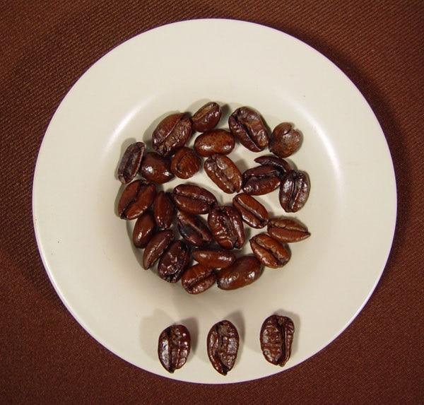 Liberica beans