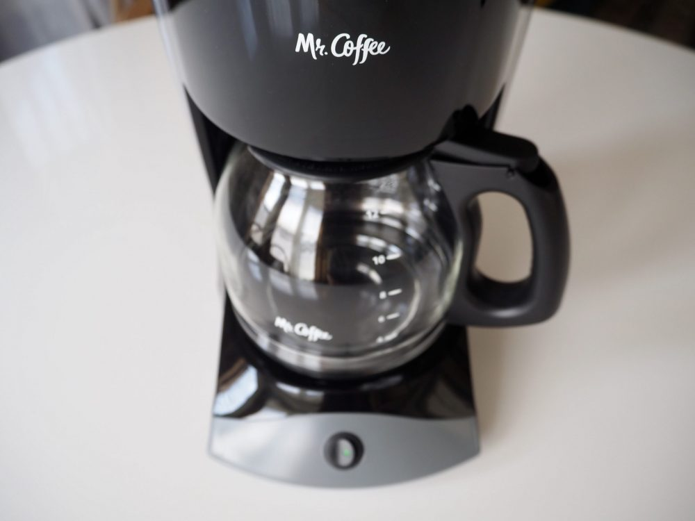 Mr. Coffee 12-cup drip machine