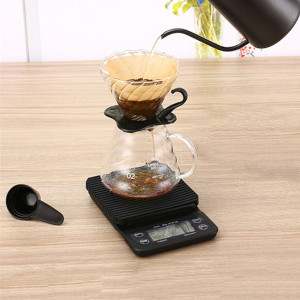 a coffee-scale