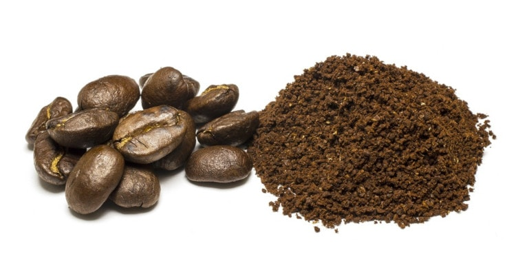ground coffee vs whole bean