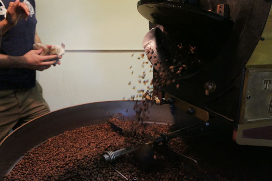 roasting process