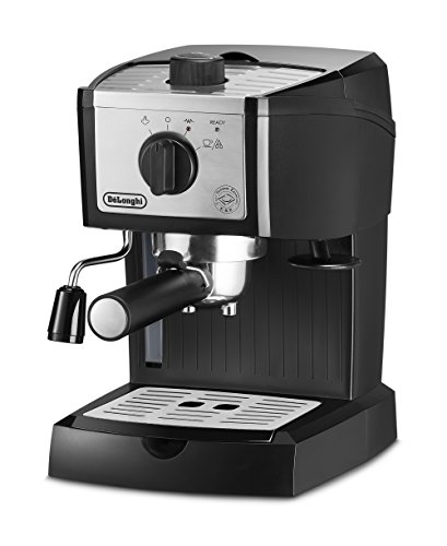 DeLonghi EC155M Manual Espresso & Cappuccino Machine