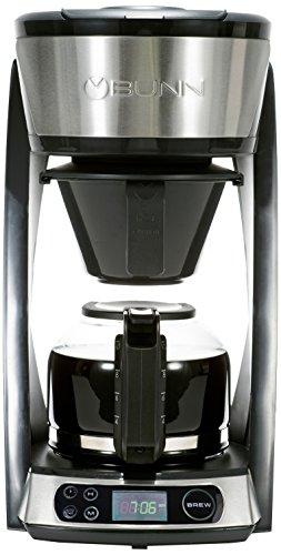 BUNN HB Heat N Brew Programmable Coffee Maker 10 cup