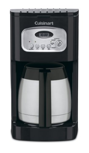 Cuisinart DCC-1150BK 10-Cup Classic Coffee-Maker