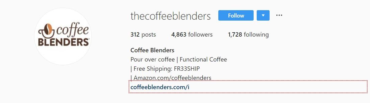 The Coffee Blenders