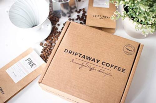 Driftaway Coffee Subscription box