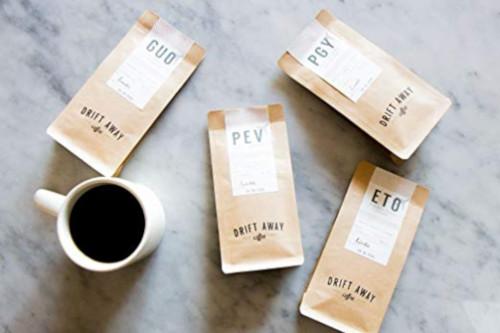 Driftaway Coffee Subscription on mug