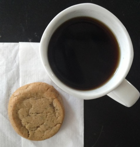Match Made coffee and cookie
