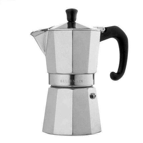 Existen diferentes máquinas para preparar el sabroso cafecito. ¿Cuál te gusta más?