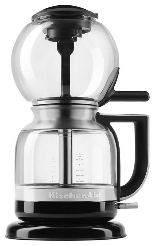 Siphon coffee maker