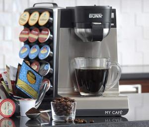 a bunn coffee maker