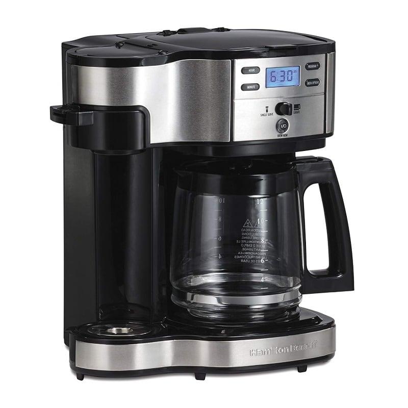 a drip coffee maker