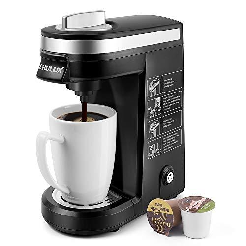 CHULUX Single Serve Coffee Maker (QF-CM801)