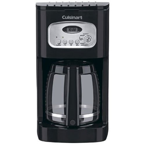 Cuisinart DCC-1100BK 12-Cup Coffee Maker