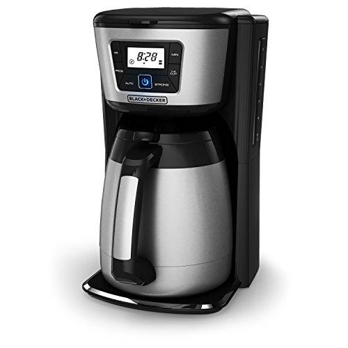BLACK+DECKER 12-Cup Thermal Coffeemaker (CM2035B)