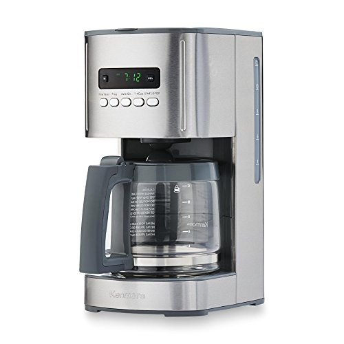 Kenmore 40706 12-Cup Programmable Coffee Maker