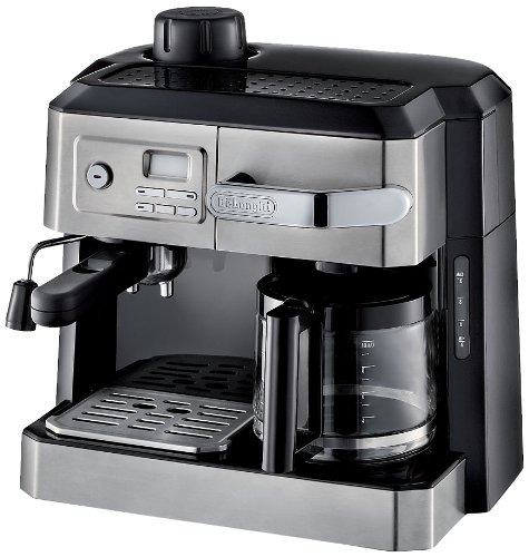 DELONGHI BCO330T and Espresso Machine