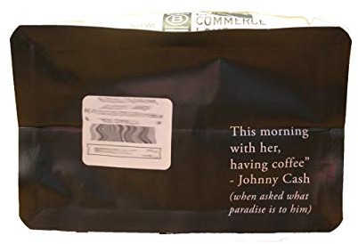 Larry's Coffee Subscription sachet