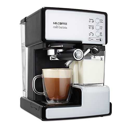 Mr. Coffee BVMC-ECMP1102 Cafe Barista Espresso and Cappuccino Maker