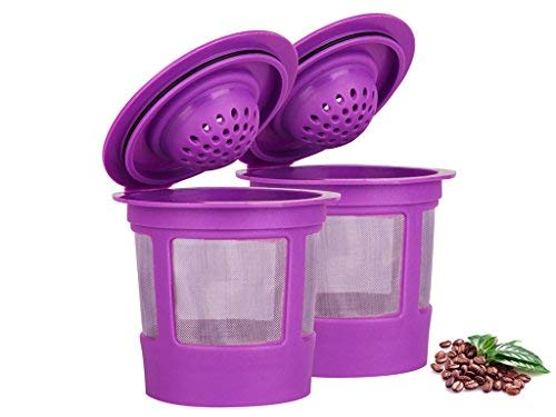 Maxware 2 Reusable Refillable Coffee Filters