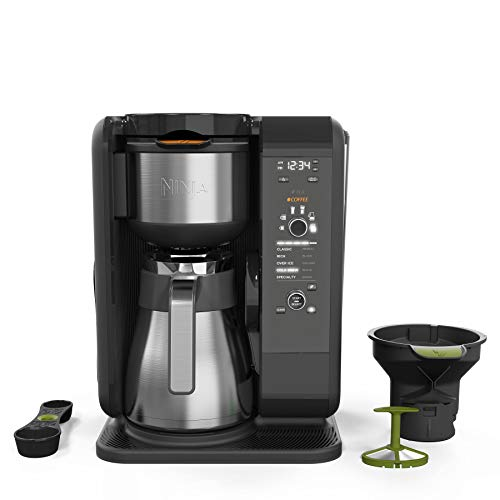 Ninja Hot (CP307) Coffee Maker System with Thermal Carafe