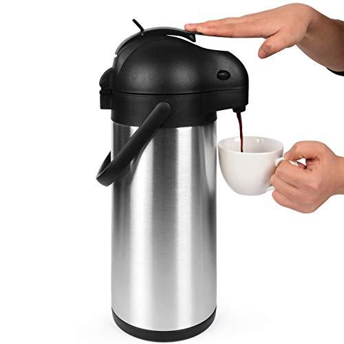 Cresimo Airpot Thermal Coffee Carafe (101 Oz)