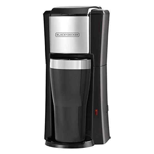 BLACK+DECKER Single Serve Coffeemaker (CM618)