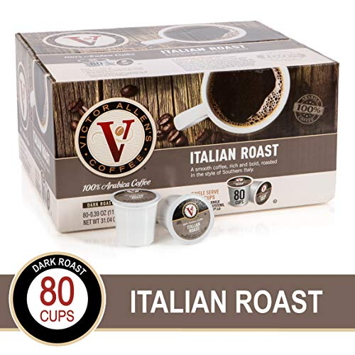 Victor Allen Dark Italian Coffee Roast