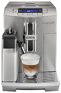 A commercial espresso machine