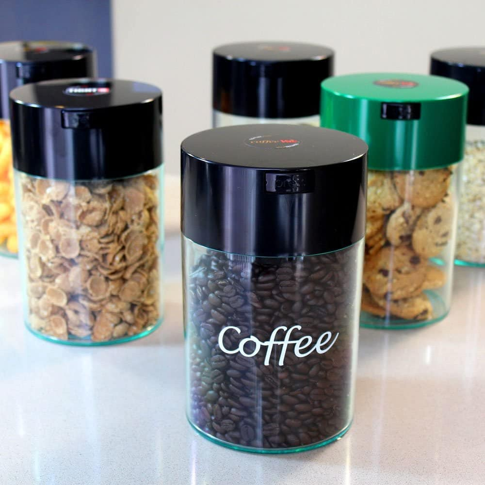 Coffee storage containers