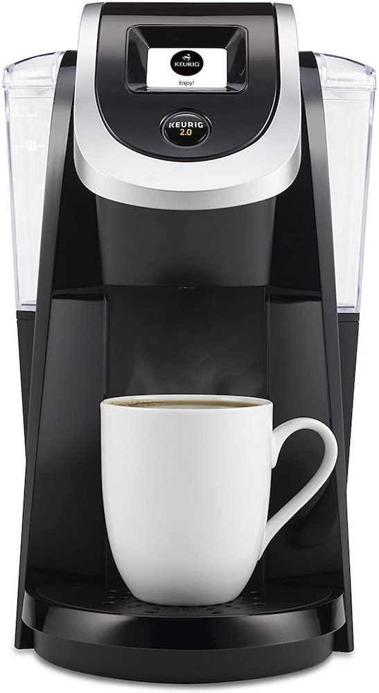 Keurig K200 single serve coffee maker