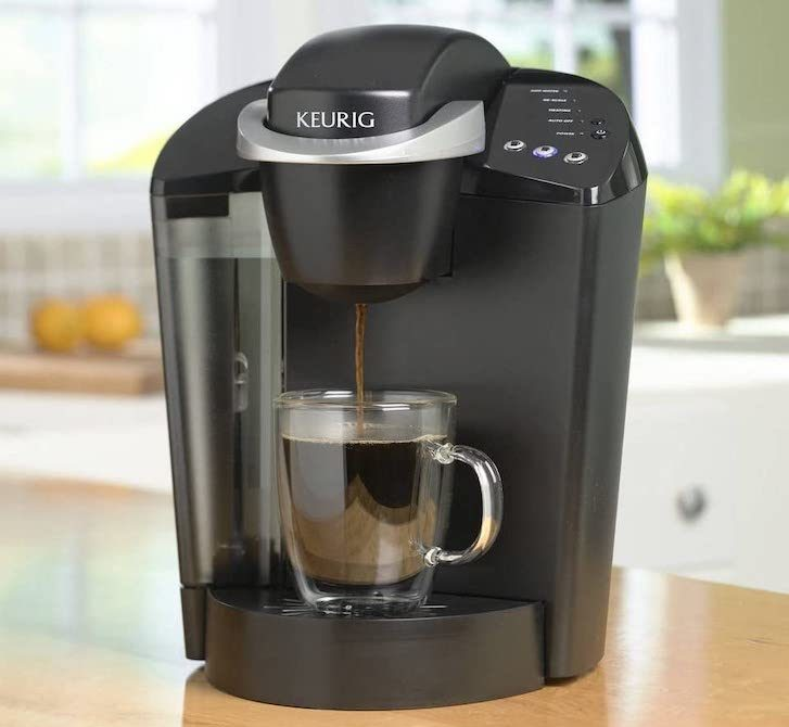 Keurig K50 in kitchen