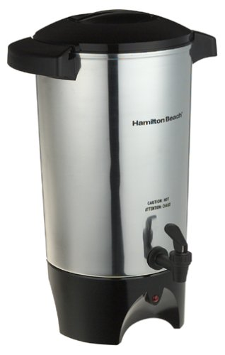 Hamilton Beach Coffee Urn 40515R (45-CUP)