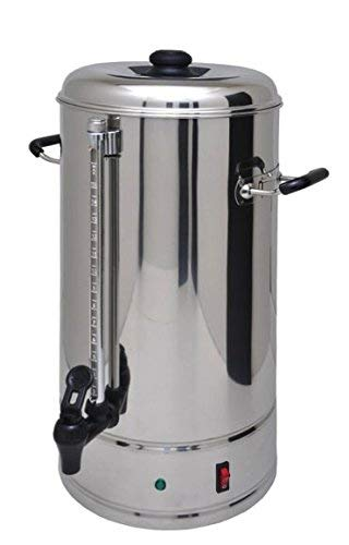 SYBO Stainless Steel Coffee Maker & Hot Water Heater (100-cups)