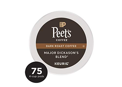 Peet's Coffee Major Dickason's Blend (Dark Roast)